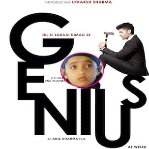 Remember Sunny Deol's son from Gadar? He's all grown up now and is all set to make his debut with Genius - view pics