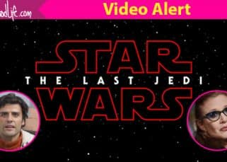 Late Carrie Fisher slapped Oscar Isaac 27 times during the filming of Star Wars Episode 8: The Last Jedi - watch video