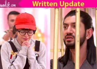 Dil Bole Oberoi 2nd May 2017 Written Update of Full Episode: Tej weds Svetlana as Jahnvi prepares to die