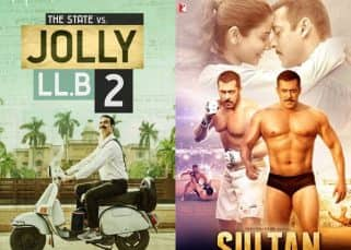 Akshay Kumar's Jolly LLB2 beats Salman Khan's Sultan and Hrithik Roshan's Kaabil earning higher TV rating points