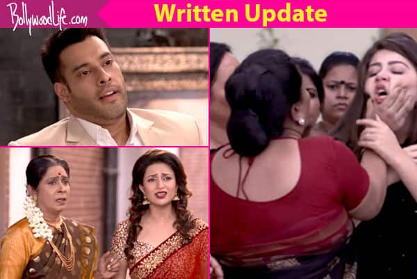 Yeh Hai Mohabbatein 29th May 2017 Written Update Of Full Episode Aditya Is Arrested And Ruhi Is Brutally Attacked Bollywood News Gossip Movie Reviews Trailers Videos At Bollywoodlife Com It follows the story of raman and ishita who are connected by their common love for raman's little daughter ruhi. yeh hai mohabbatein 29th may 2017