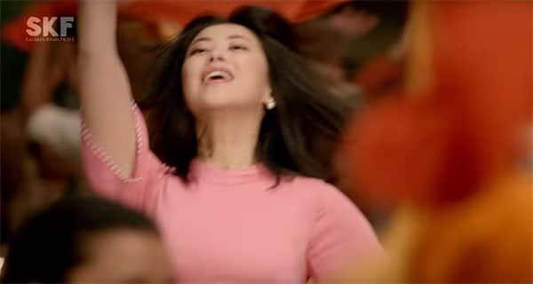 Just 3 shots of Zhu Zhu in Salman Khan's much-awaited Tubelight Trailer – View Pics