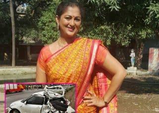 Kannada TV actress Rekha Krishnappa's death in a car accident is a hoax