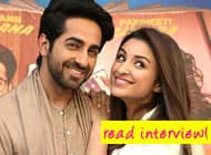 Parineeti Chopra and Ayushmann Khurrana get competitive in our compatibility test
