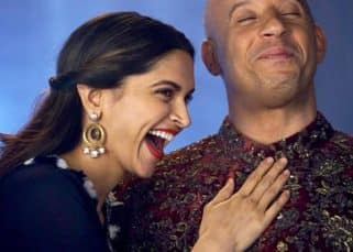 Deepika Padukone on her love for Vin Diesel: Excuse me? He is in love with me - watch video