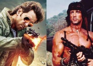 Hrithik Roshan was the first choice to play Sylvester Stallone's role in Rambo remake?