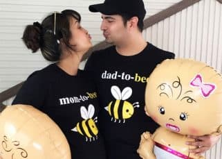 CUTENESS OVERLOAD! Karan Mehra and pregnant wife Nisha Rawal's baby shower will make you go awww - view pics