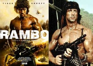 Tiger Shroff: With Rambo remake, we are paying a tribute to Sylvester Stallone