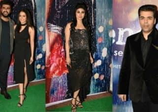 Shraddha Kapoor, Arjun Kapoor celebrate the success of Half Girlfriend with Karan Johar, Mouni Roy, Anita Hassanandani  - view pics