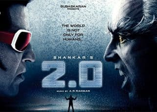Rajinikanth and Akshay Kumar's 2.O budget touches a WHOPPING Rs 400 crore!
