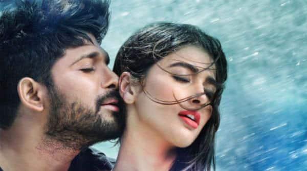 Allu Arjun- Pooja Hegde chemsirty