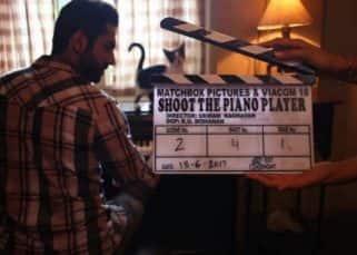Ayushmann Khurrana's next with Sriram Raghavan, Shoot The Piano Player, goes on floors