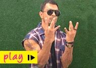 Watch Karan Singh Grover rap