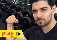 Watch Sooraj Pancholi talk about his fitness inspiration