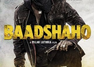 Baadshaho poster: Ajay Devgn looks BADASS and his eyes are burning with fury