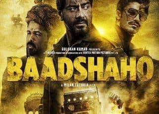 Baadshaho poster: Ajay Devgn, Emraan Hashmi, Vidyut Jammwal, Esha Gupta come together for one BADASS mission