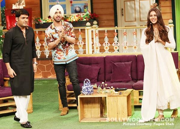 Diljit-Dosanjh-&-Sonam-Bajwa-promote-Super-Singh-on-The-Kapil-Sharma-Show