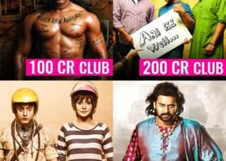 Ghajini, 3 Idiots, P.K. Baahubali 2 - Films that started the clubs in Bollywood