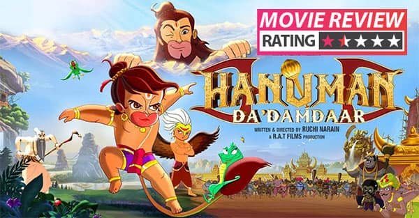 Hanuman Da Damdaar movie review: This Bajrangi is more of a