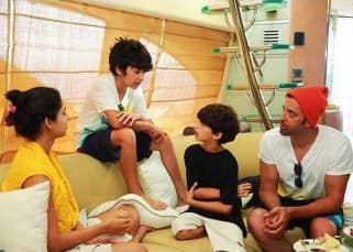 Hrithik Roshan: I look at my kids and think to myself that 20 years from now, what do I want them to grow up to be?