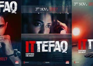 Sidharth Malhotra, Sonakshi Sinha, Akshaye Khanna in these posters of Itefaq are making us really eager for the film