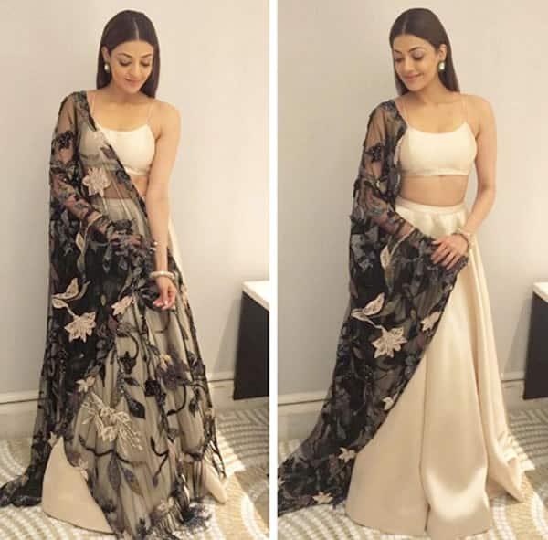 Kajal Aggarwal birthday special Top 7 style vibes of the Nene Raju Nene Mantri actress (3)