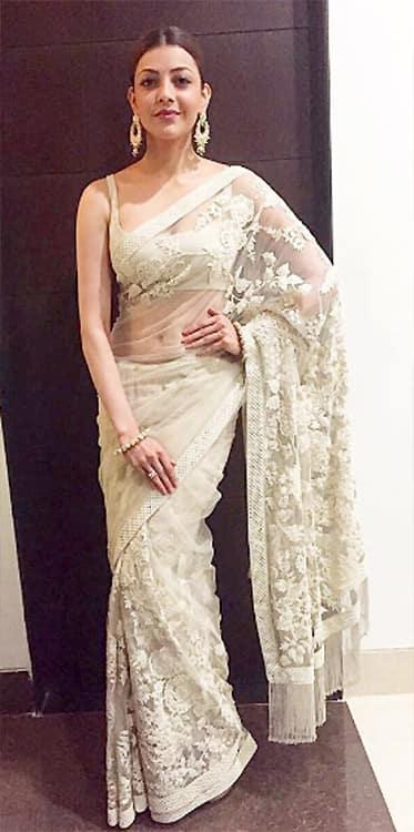 Kajal Aggarwal birthday special Top 7 style vibes of the Nene Raju Nene Mantri actress (4)