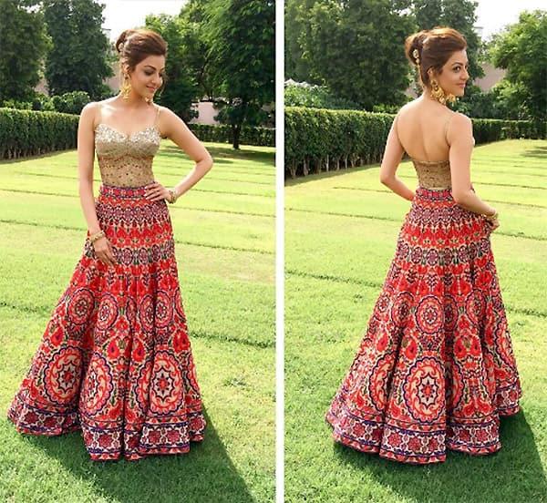 Kajal Aggarwal birthday special Top 7 style vibes of the Nene Raju Nene Mantri actress (5)