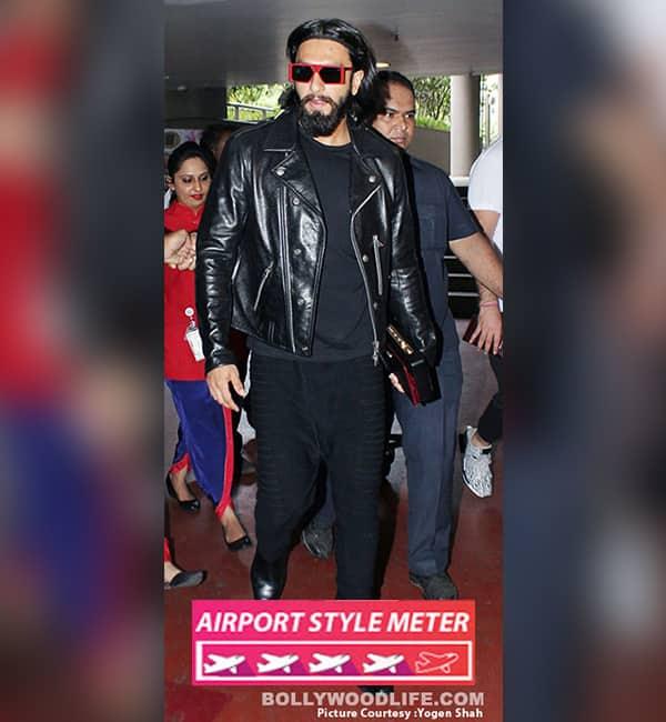 Ranveer Singh Airport Style Rating