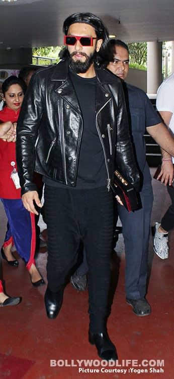 Airport Style this week Mira Rajput makes a fashion faux pas but Deepika Ranveer Kangana ...