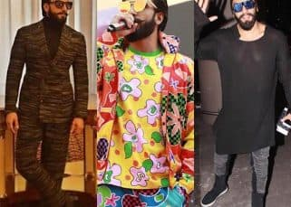 Bizzare is IN, Quirky is the new SEXY and Ranveer Singh shows you why!