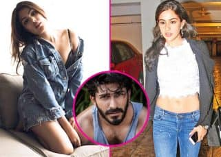 Sara Ali Khan and Rhea Chakraborty are bonding big time over something and it's not Harshvardhan Kapoor - watch video