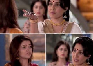 Shakti Astitva Ke Ehsaas Ki 12 June, 2017 Written Update of Full Episode: Preeto hands over the keys of the house to Saumya