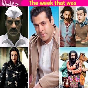 Salman Khan's Tubelight, Arjun Rampal's Daddy, Shraddha Kapoor's Haseena - meet the top 5 newsmakers of the week