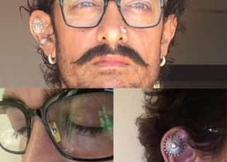 Aamir Khan screams bloody murder every time someone touches his piercings on the sets of Thugs Of Hindostan