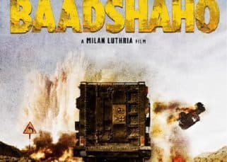Ajay Devgn, Emraan Hashmi's Baadshaho poster reveals crucial details about the plot of the film