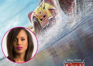Kerry Washington: I am nothing like my character in Cars 3