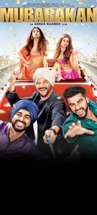 Mubarakan trailer: Arjun Kapoor, Ileana D'Cruz, Athiya Shetty and Anil Kapoor starrer promises double dose of entertainment