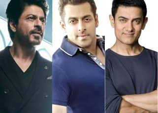 'Shah Rukh Khan, myself, Aamir Khan and Akshay Kumar, we are the only ones, who've pulled off the stardom for the longest time', says Salman Khan