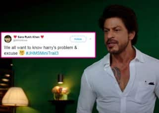 Why is Shah Rukh Khan so angry in Jab Harry Met Sejal mini trail 3? Twitter wants to know...