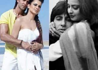 Kangana Ranaut-Hrithik Roshan, Rekha-Amitabh Bachchan: Actors who will never work together again