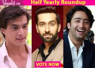 Mohsin Khan, Nakuul Mehta or Shaheer Sheikh - Who impressed you the most in the first half of 2017?