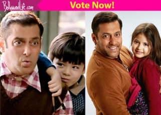 Tubelight's Matin Rey Tangu or Bajrangi Bhaijaan's Harshaali Malhotra - who shares a cuter chemistry with Salman Khan?