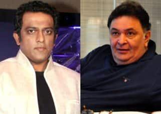 After Rishi Kapoor's rant against him, Anurag Basu wants to give the actor a Jaddu ki Jhappi?