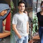 How sweet! Malaika Arora, Arbaaz Khan and son Arhaan go on a lunch date - view HQ pics