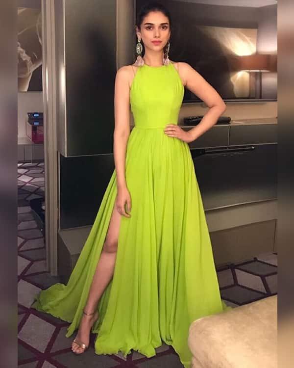 Aditi Rao Hydari in Swapnil Shinde gown for IIFA Rocks 2017 (5)