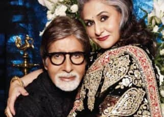 Amitabh Bachchan is proud of wife Jaya Bachchan for receiving the Best Parliamentarian Award - read tweet