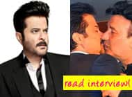 Anil Kapoor reveals how he dodged getting KISSED by this over excited music composer – watch video