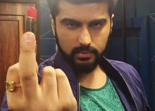 Arjun Kapoor extends his support to Lipstick Under My Burkha by showing the middle finger - view pic