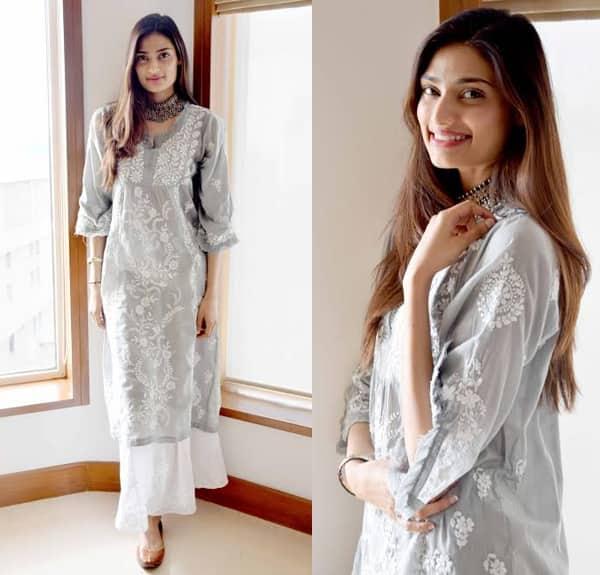 Athiya Shetty in an ethnic dress
